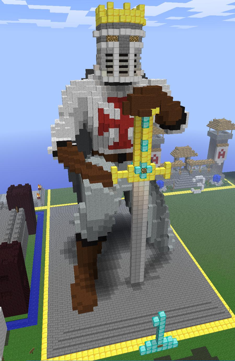 Image Result For How To Make A Craft Knight